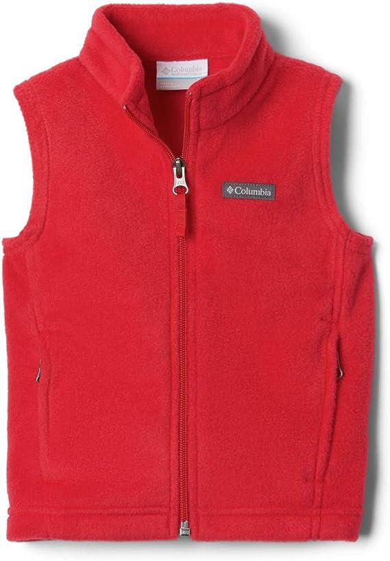 Columbia Boys Steens Mountain Fleece Vest