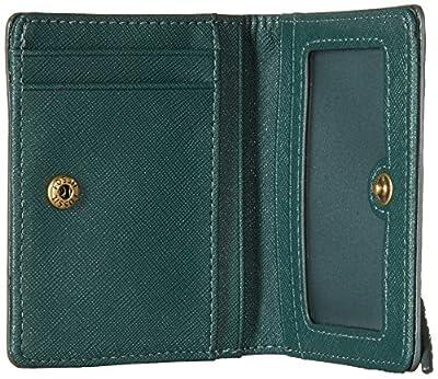 Fossil Emma Rfid Mini Wallet Alpine Green Wallet
