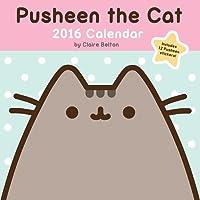 Pusheen the Cat 2016 Wall Calendar