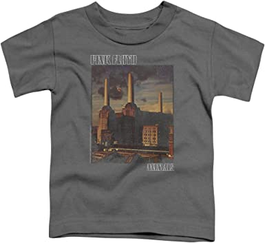 Pink Floyd Faded Animals Toddler T-Shirt