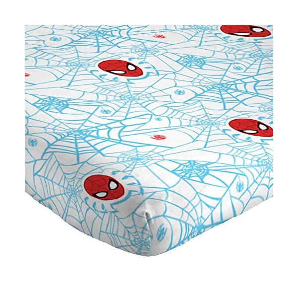 Marvel Spiderman Slash Sheet Set 7