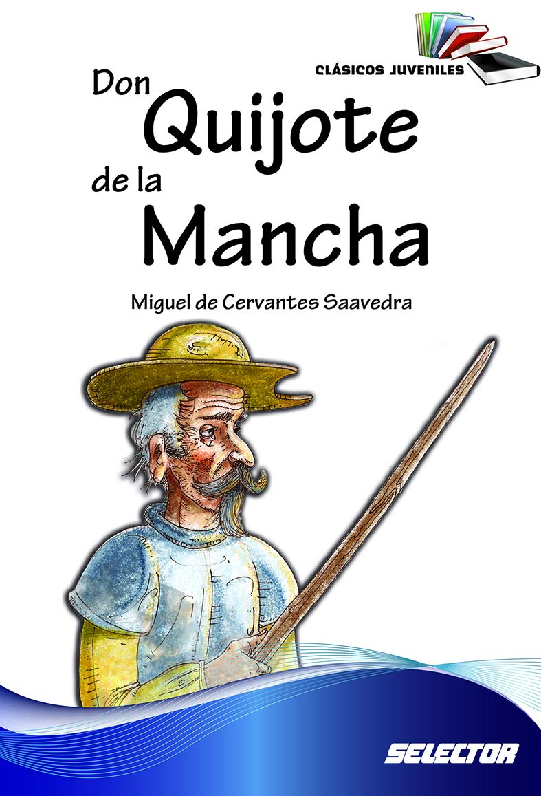Amazon.com: Don Quijote de la Mancha (Spanish Edition) (9786074531411): Cervantes Saavedra Miguel de: Books