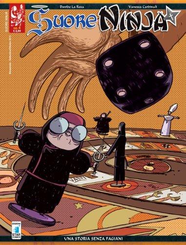 Una storia senza fagiani. Suore Ninja: 4 Davide La Rosa