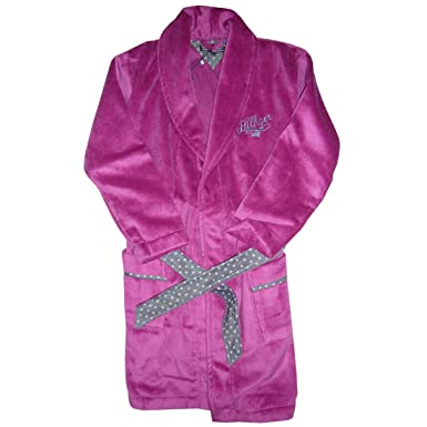 2a749c47b10 Tommy Hilfiger - Robe de chambre Fille - Violet - 8 ans  Amazon.fr   Vêtements et accessoires