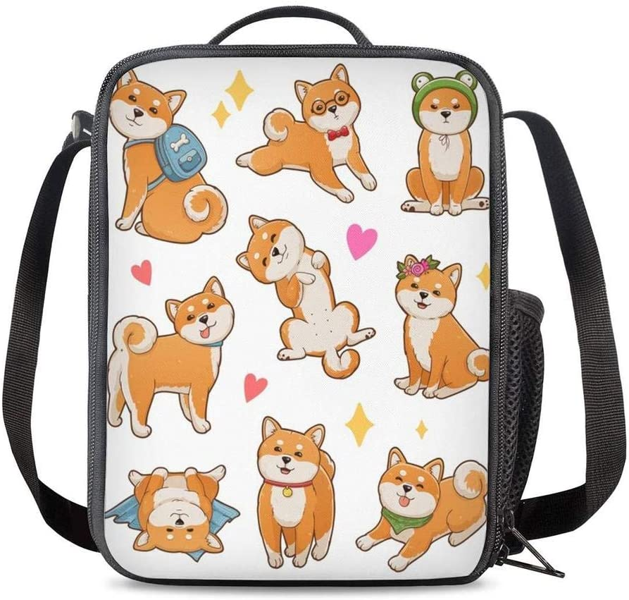 Custom Pet Lunch Tote or Lunchbox Custom Cat Lunch Bag Custom Dog Lunch Bag Pet Photo Lunch Tote neoprene Lunch Tote for Pet Lovers
