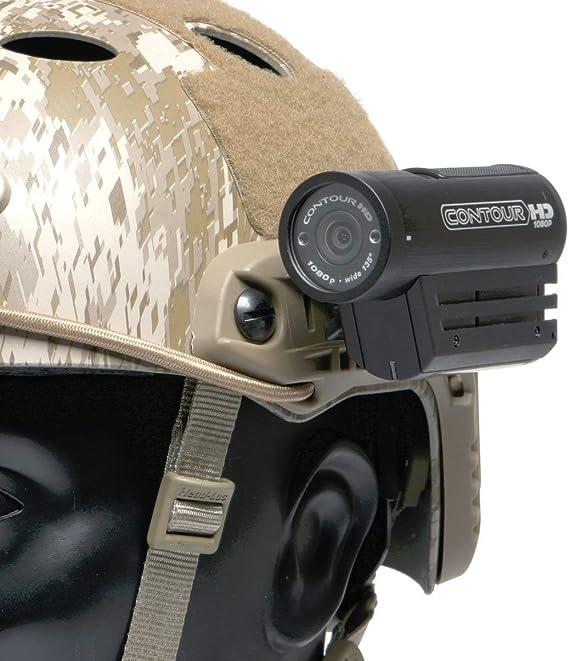 Tactical Helmet Mount Adapter for FAST Rail HD Camera Bracket
