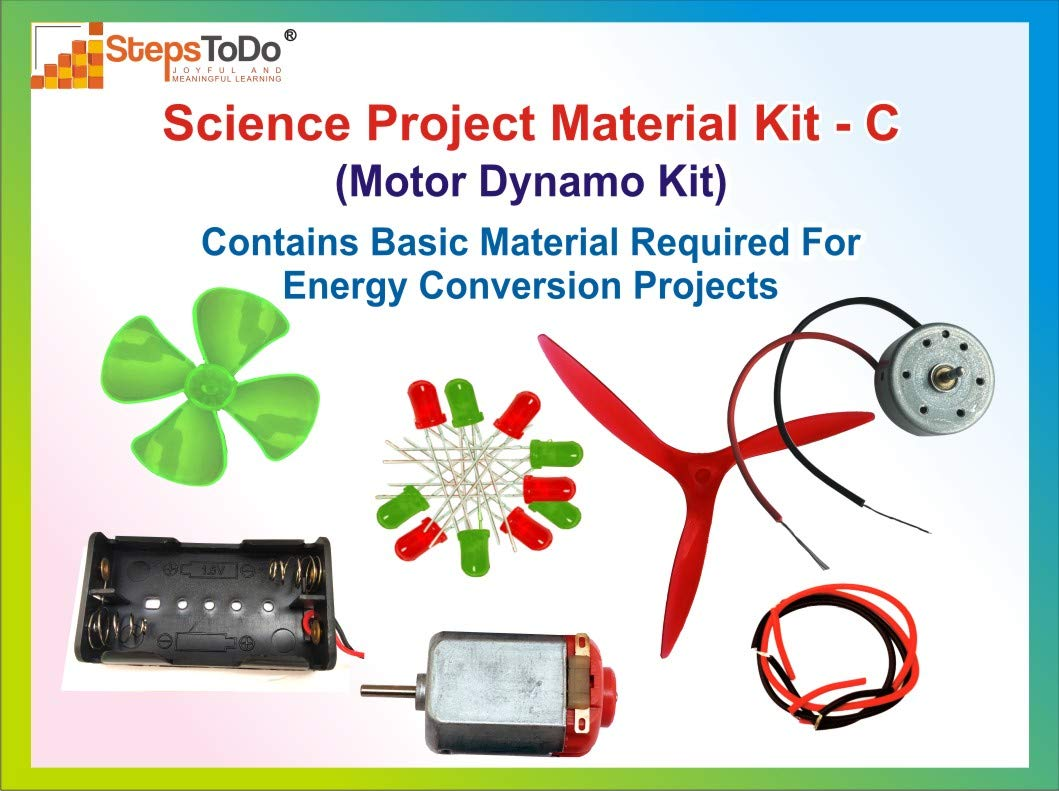 Buy Kutuhal Hobby Science Project Material Kit Multicolour Online Wind Sound Generator Electronics At Low Prices In India