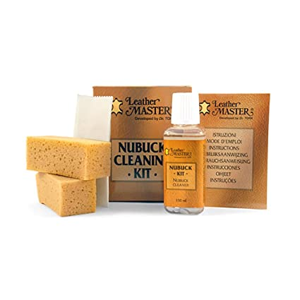 Charmant Leather Master Nubuck Cleaning Kit