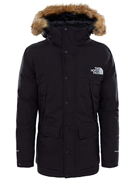 The North Face M Mountain Murdo GTX Chaqueta, Hombre, Negro (TNF Black)