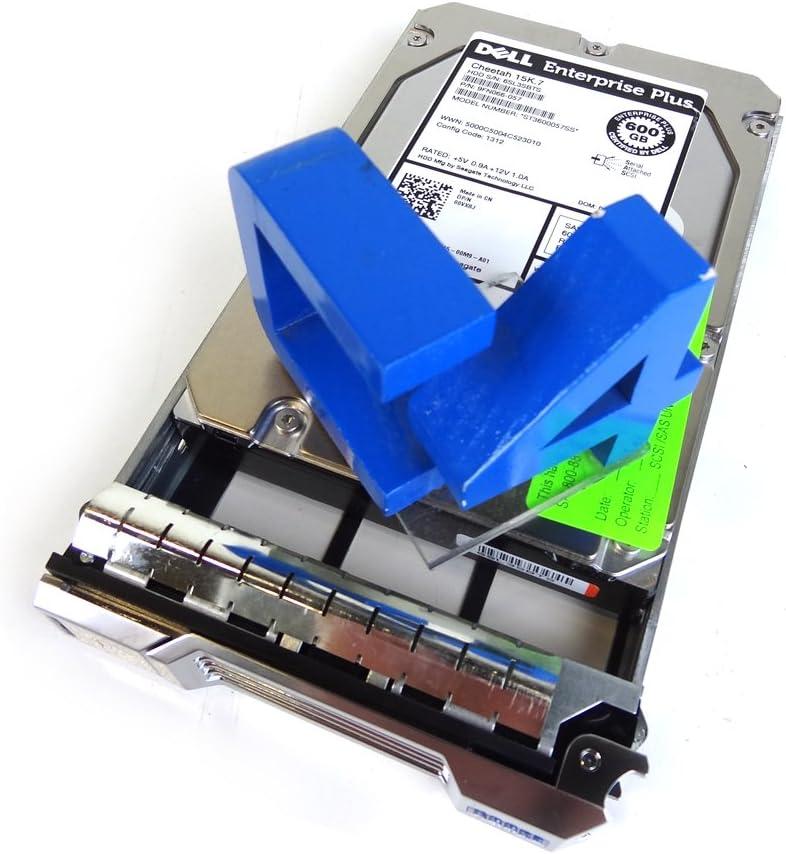 Dell Seagate 300GB 15K RPM 6Gbp/s SAS 3.5 Inch Hard Drive F617N ST3300657SS