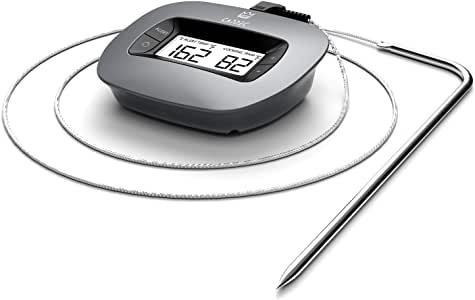 Amazon.com : CAPPEC Digital Meat Thermometer with Sound ...