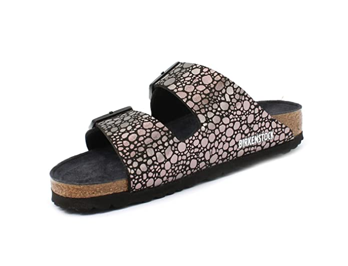 Slipper Bn6hIa57NT Arizona Bs Metallic Stones Black 1008872