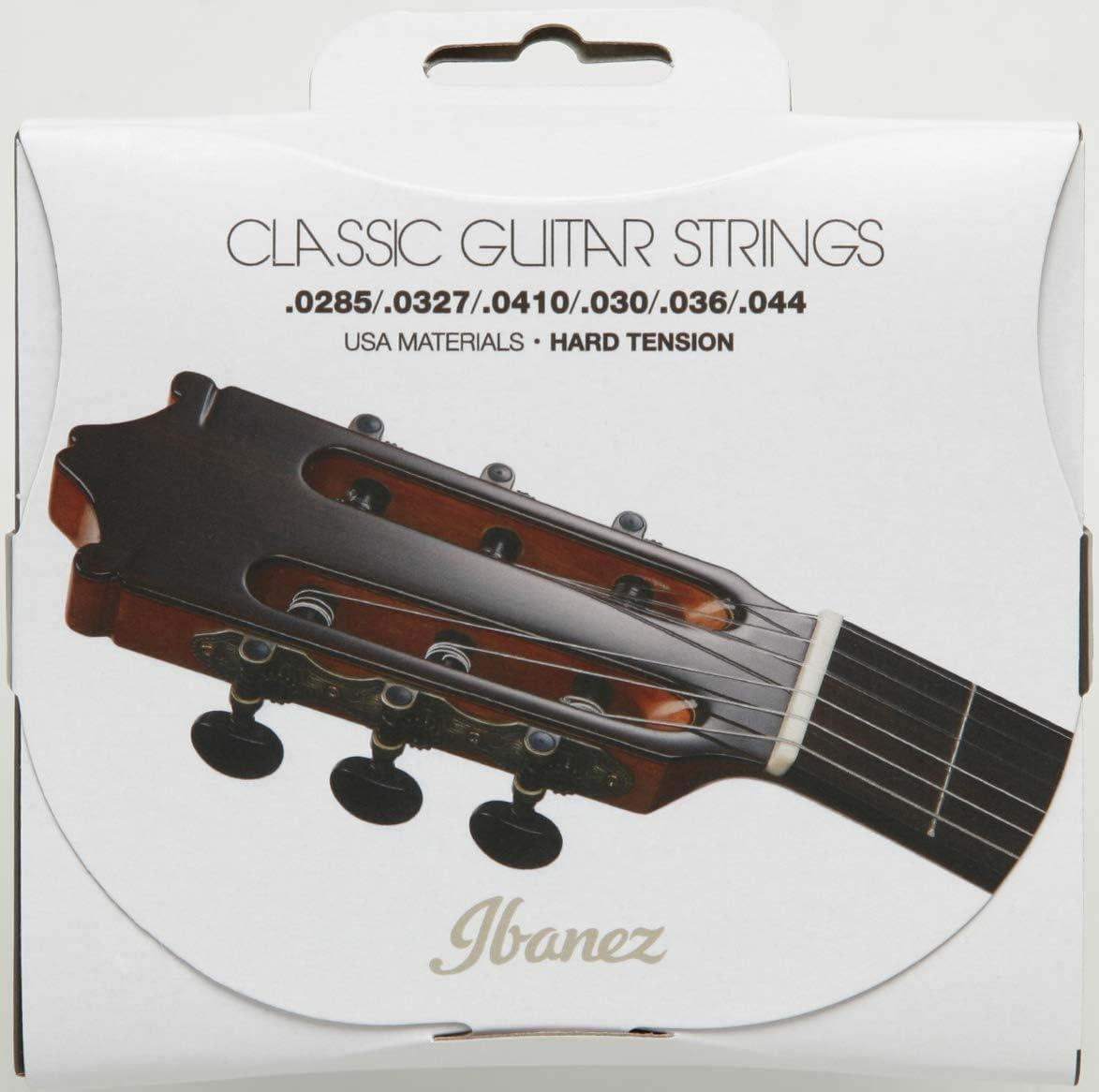 Ibanez ICLS6HT - Juego cuerdas para guitarra clásica