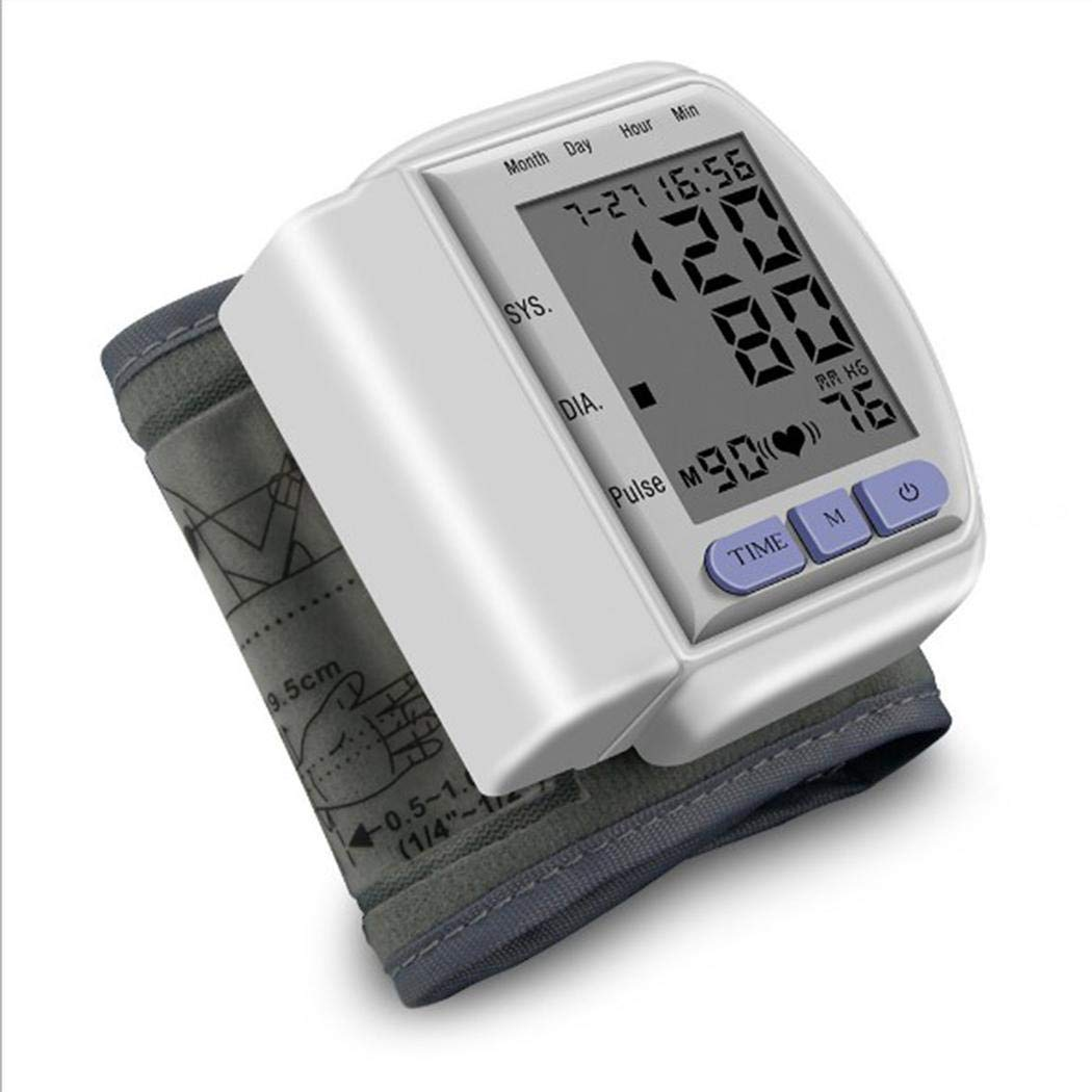 Legros8 Durable Automatic LCD Digital Display Wrist Blood Pressure Monitor by Legros8 (Image #4)