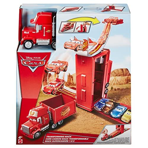 Cars DVF39 - Camion Mack transformable