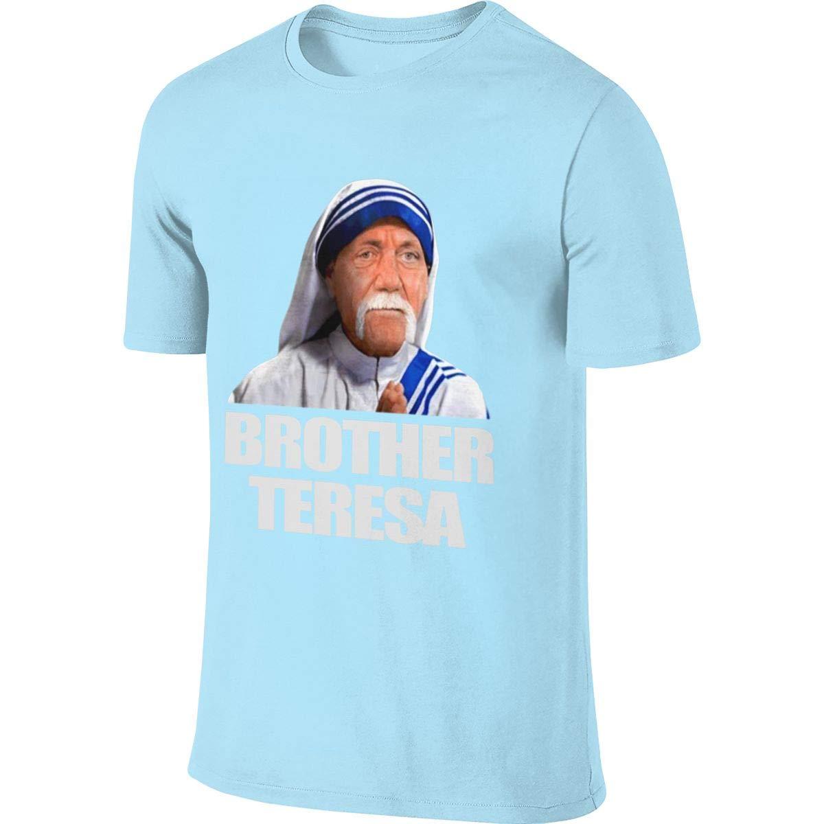 Brother Teresa Tee Hogan Parody Funny Party Deep Heather T Shirt 6443