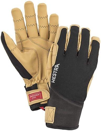Hestra Ergo Grip Long 5-Finger Gloves black//black 2020 sport gloves