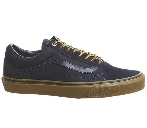 409d560efd9a Vans Old Skool Sky Captain Boot Lace - 9 UK  Amazon.co.uk  Shoes   Bags