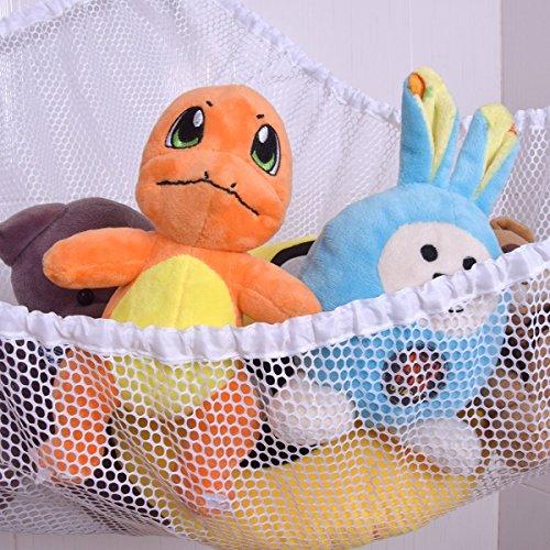 Stuffed Animal Hammock, 6.5 x 5 x 5 feet Toy Hammock Stuffed Animals Organizer SEGMART