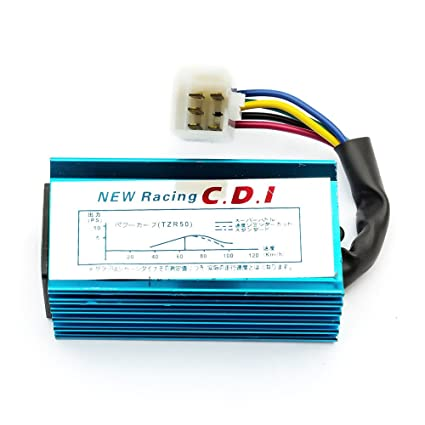 Racing Cdi Wiring Diagram - Wiring Diagram & Cable Management on
