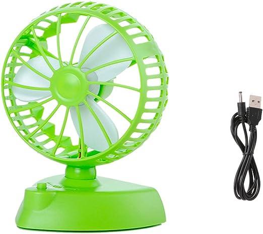 Kofun Mini de ventilador, reproductor de mando, Mini ventilador de ...