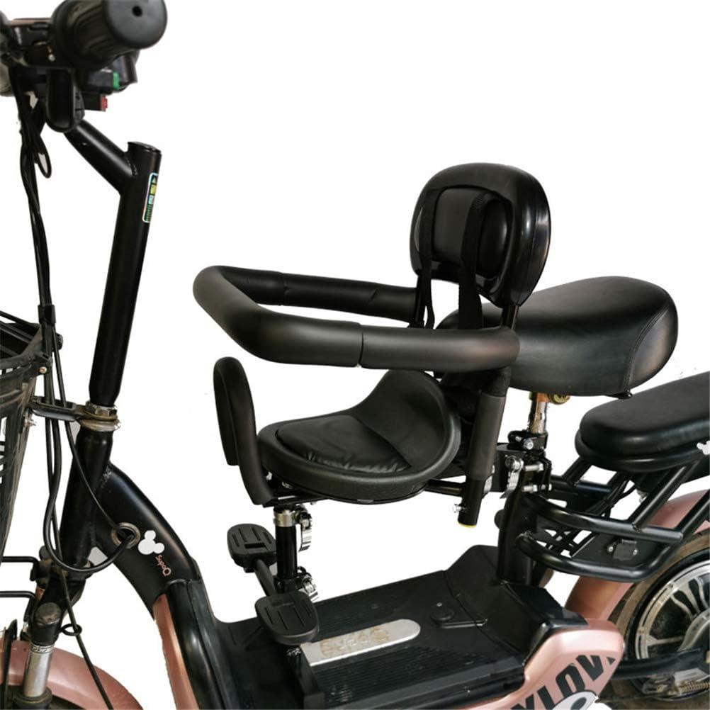 Dbtxwd Silla Delantera de Bicicleta eléctrica, Asiento de ...
