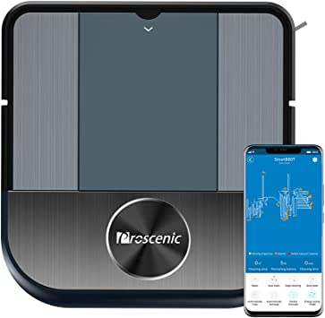 Proscenic 880L Cleaner Connectivity Self Charging