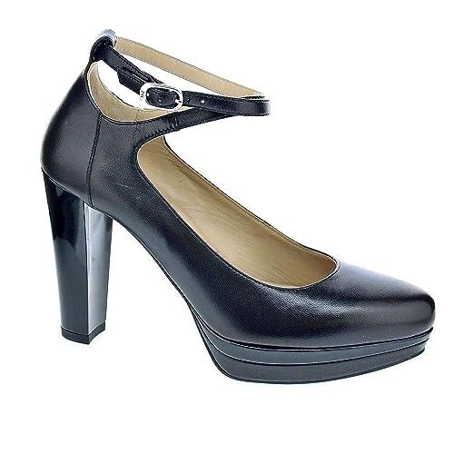 08888338269 Nero Giardini 6821 - Zapatos tacón Mujer Negro Talla 38  Amazon.es  Zapatos  y complementos