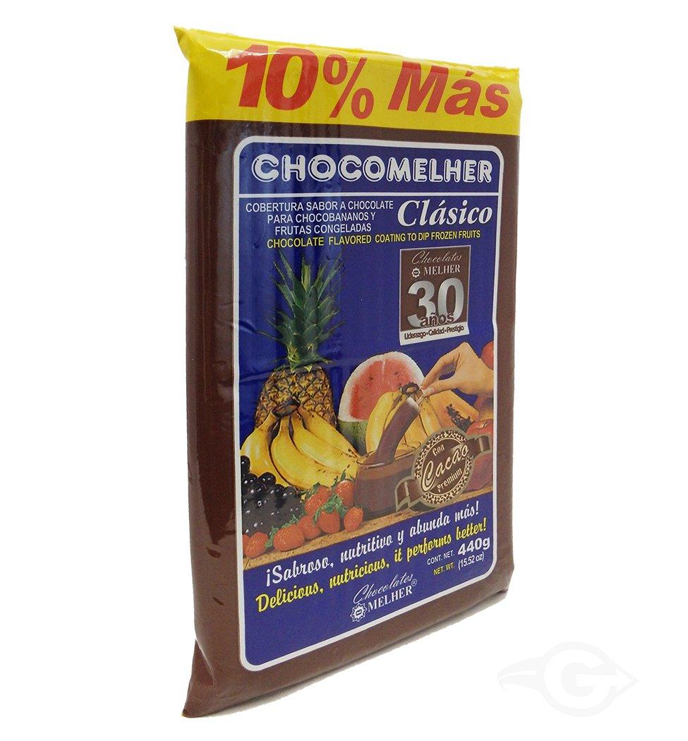 Amazon.com : Melher Chocomelher Classic, 15.52 Ounce : Grocery & Gourmet Food