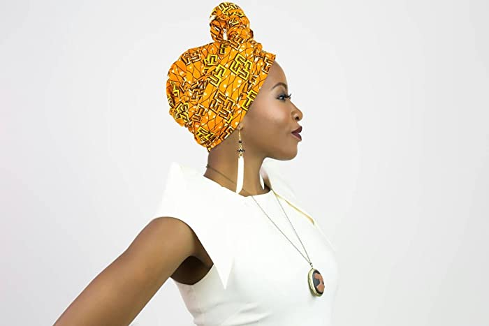 African head wraps for women, African clothing, African fabric, Head wrap, African head wrap, African scarf, African headwrap, Head wraps, Sister gift, ...