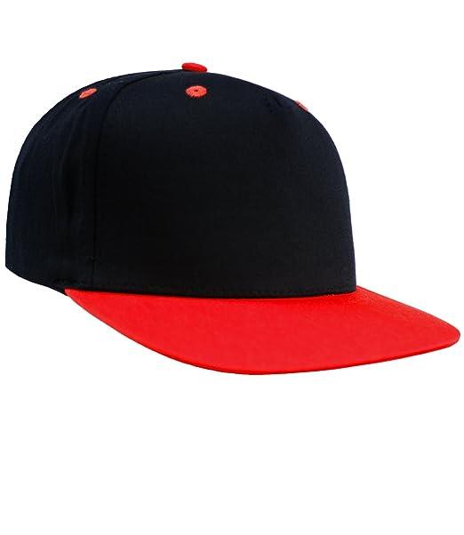 EveryHead Snapback Da Uomo Cappello Baseball Regolabile Cappellino Flat-Cap  Visiera Basecap Berretto Con Estate da5eaaf8025d