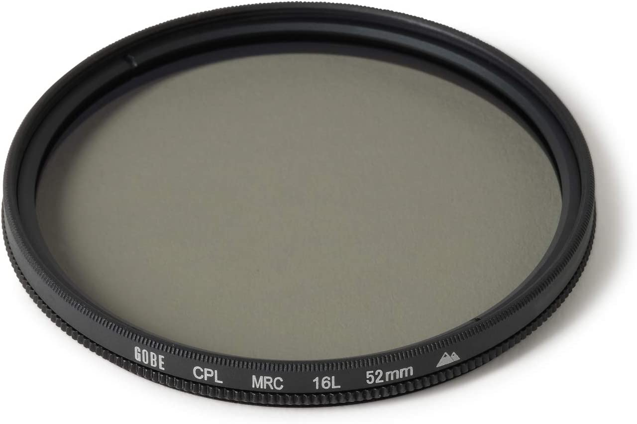 CPL Lens Filter Gobe 82mm Circular Polarizing 2Peak