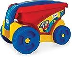 Brinquedo Para Montar Pull Car com Blocos Homeplay