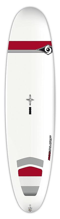 BIC Sport DURA-TEC tabla de surf, blanco y rojo