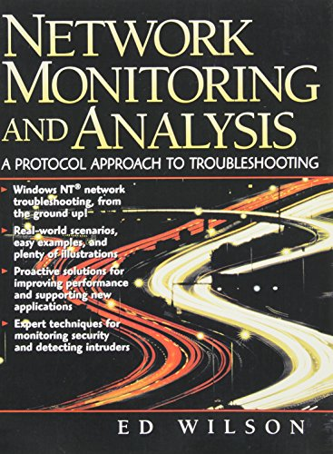 Network Monitoring (Network Monitoring and Analysis: A Protocol Approach to Troubleshooting)