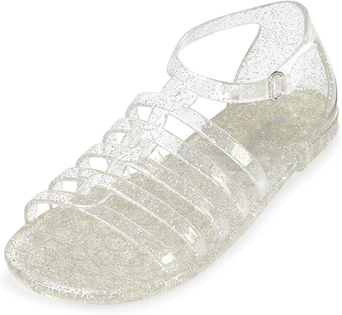 The Childrens Place Kids Jelly Sandals