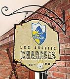 Winning Streak NFL Los Angeles Chargers Tavern Sign