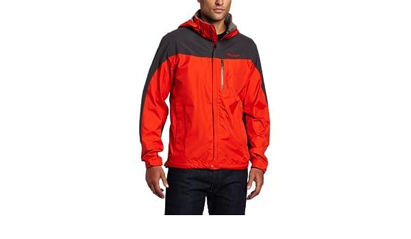 Marmot Oracle - Chaqueta para hombre, tamaño XXL, color gris/naranja: Amazon.es: Ropa y accesorios
