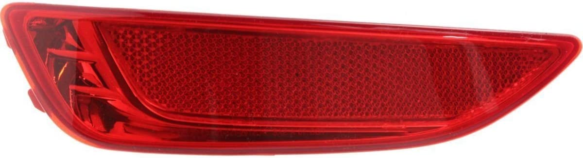 Bumper Reflector For 2015-2017 Hyundai Sonata Rear Left side CAPA