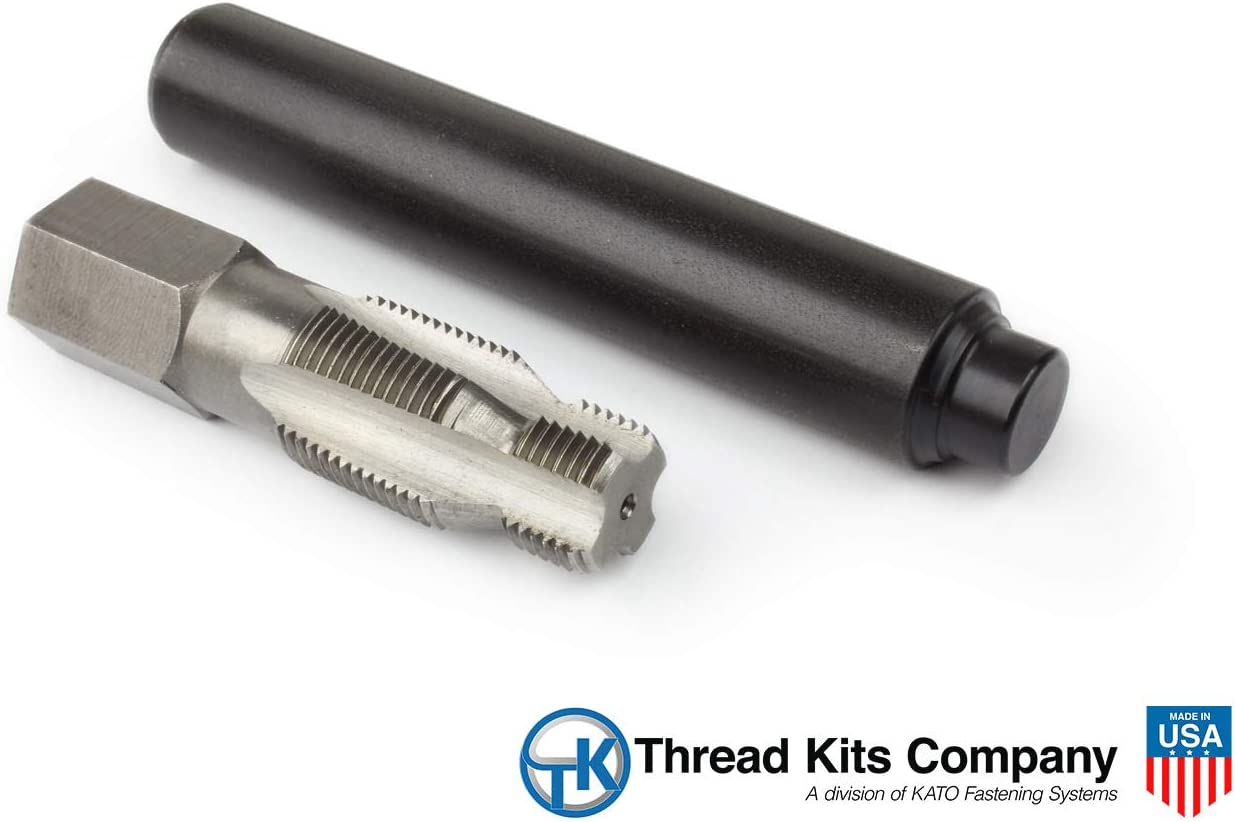M14 x 1.25 Helicoil 5334-14 Perma-Plug Spark Plug 2200-14 Thread Repair Kit