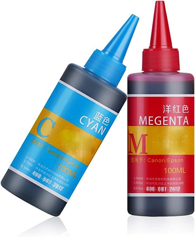 tinta de recarga de buena calidad, Compatible con todas las ...