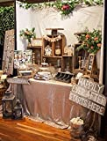 Best Wholesale 10pcs 90x132inch Rectangle Sequin Tablecloth, Champagne Sequin Tablecloth Shimmer Sequin Fabric,Table Linen Wedding/Party/Evening Dress Decoration