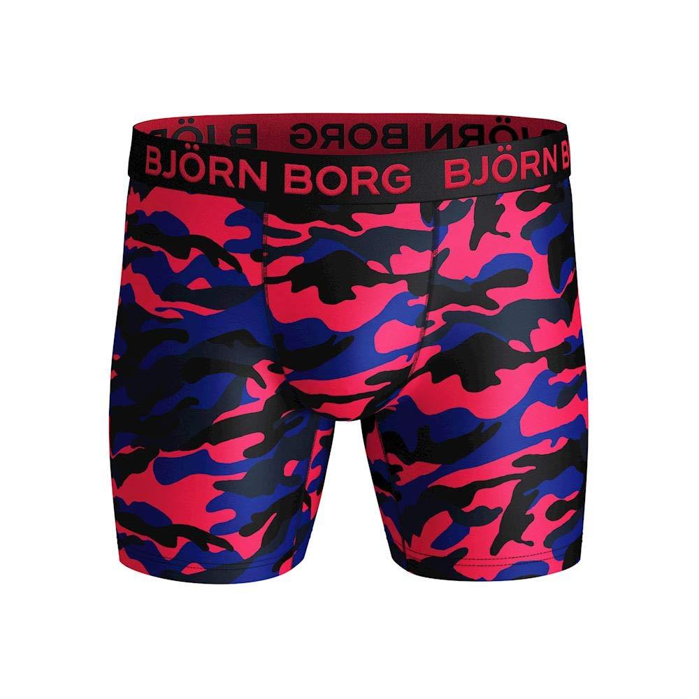 Bj/örn Borg Herren Multi Camo Per Shorts XXL