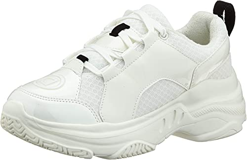 Sneaker Chunky White Fitness Shoes