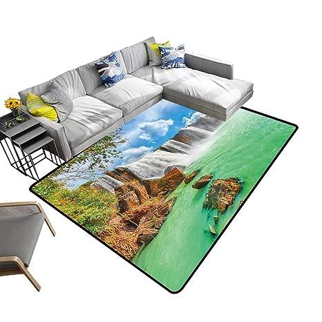Amazon Alsohome Silky Smooth Bedroom Mats Beautiful Dry Nur