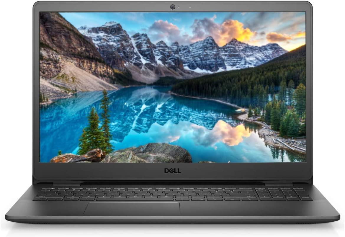 2021 Newest Dell Inspiron 15.6'' HD Laptop for Business and Student, Intel Pentium Silver N5030 Processor, 16GB RAM, 256GB PCle SSD + 1TB HDD, Webcam, USB, HDMI, Bluetooth, Windows 10 Home