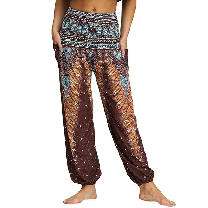 Darringls Pantalones Yoga Mujeres, Pantalones de Yoga ...