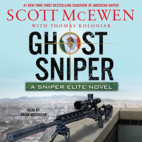 Ghost Sniper: A Sniper Elite Novel Audiobook [Free Download by Trial] thumbnail