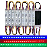 20pcs DC12V 5050 3LEDs Waterproof RGB LED Module Outdoor Led Sign Message Display Backlighting