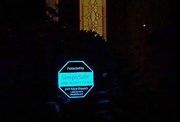 Simplisafe Home Security New Yard Sign